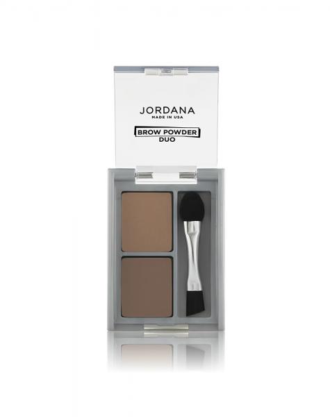 BD- BROW POWDER DUO