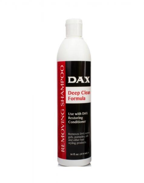 DAX DEEP CLEAN REMOVING SHAMPOO